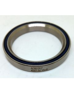 Headset Bearing | ACB515H7 | OD:51.5xID:40xH:7xA:45 | 40x51.5x7x45