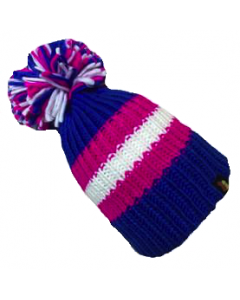 Big Bobble Hat | Marshmallow Sandwhich