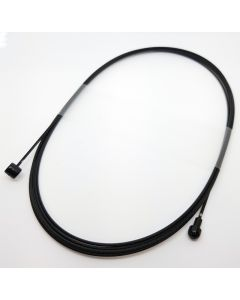 Brake inner wire/cable | Black Teflon | Slick Stainless | 2.1m