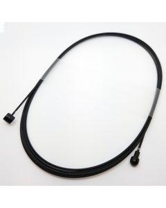 Brake inner wire/cable | Black Teflon | Slick Stainless | 2.1m