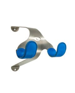 CACTUS TONGUE SSL-R Wall Mounted Bike Hanger | Blue