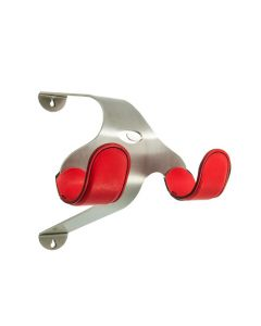 CACTUS TONGUE SSL Wall Mounted Bike Hanger | Red