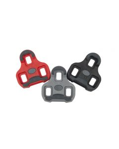 LOOK KEO CLEAT WITH GRIPPER 9 DEGREE FLOAT: RED