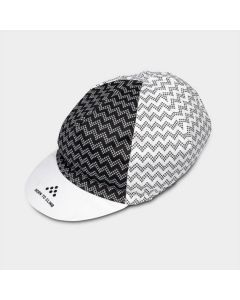 Isadore Climber's Cap Black/White