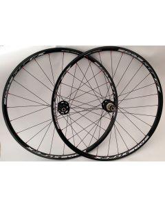 EDGE DESIGN XLR CX Alloy Disc Tubular Wheelset - 11speed