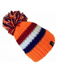 Big Bobble Hat |  Flying Dutchman - Orange Bobble Hat