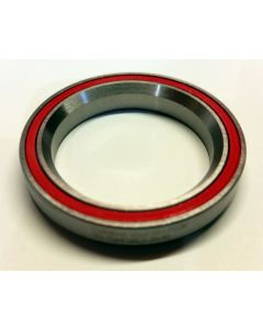 "Stainless Steel Headset Bearing 11/8"" | OD:41xID:30.1xH:6.5xA:36°"