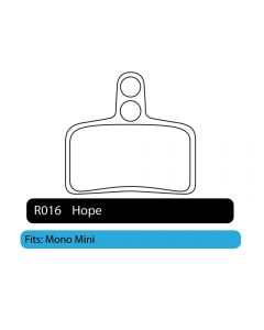 R016 - Hope | RWD Disc Brake Pads