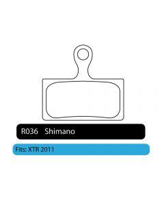 R036 - Shimano | RWD Disc Brake Pads