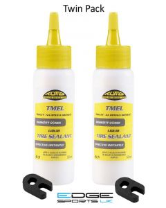 Tufo Tyre Sealant - Standard - 50ml, inc. Valve Tool - Twin Value Pack (100ml)
