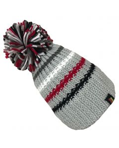 Big Bobble Hat | Silver Surfer