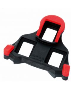 Shimano SPD SL Cleat Set | Fixed Red