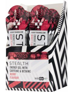 STEALTH Energy Gel with Caffeine & Betaine | 60ml