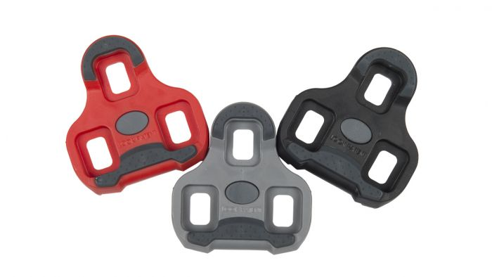 Look Keo Cleat with Gripper Black Fixed 0 Degree