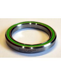 Trek Madone headset bearing | OD:53xID:40xH:7xA:45° | ACB537S