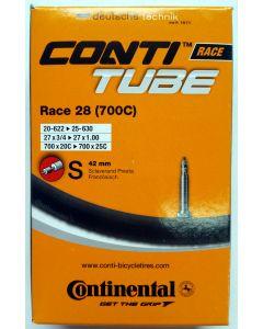 Continental Race 28 Inner Tube 700c - Presta Valve 42mm