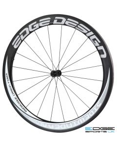 Edge Design Sidewinder Aero 55 | Carbon Tubular Wheel | Front