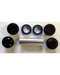 Edge Design Disc Hub thru axle conversion kit - front