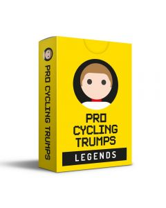 PRO CYCLING TRUMPS LEGENDS EDITION