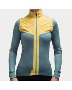 Isadore | Long Sleeve Shield Jersey Arctic | Women