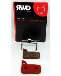 RWD R044-Sintered Disc Brake Pads | SRAM HRD Red, Force, Rival, Apex