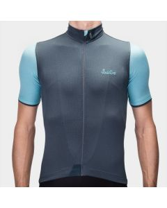 Isadore Signature Cycling Jersey Orion Blue / Aquarelle | Men