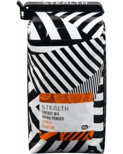 STEALTH Energy Mix Drink Powder | Citrus | 660g