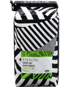 STEALTH ENERGY MIX DRINK POWDER | LEMON & LIME | 660G