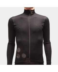 Isadore Thermerino Jersey Anthracite Black Jersey | Men