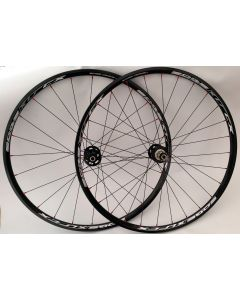 EDGE DESIGN XLR CX Alloy Disc Tubular Wheelset - 11speed
