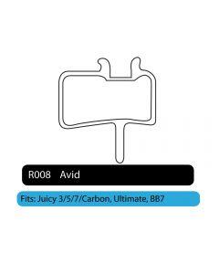 R008 - Avid | RWD Disc Brake Pads