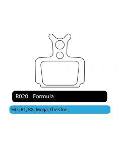 R020 - Formula | RWD Disc Brake Pads