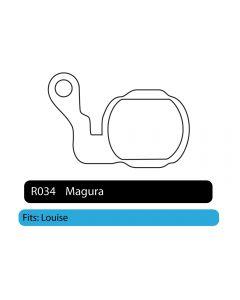 R034 - Magura | RWD Disc Brake Pads
