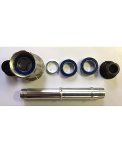 Edge Design Disc Hub thru axle conversion kit - Rear | 11speed
