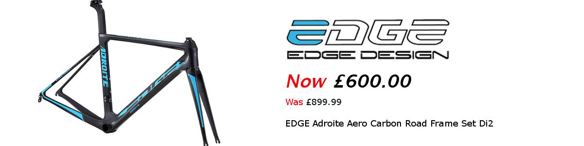 Edge Adroite Aero Road Frame
